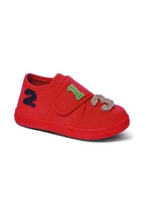 Picture of 105 P 004 20-25 Panduf Ayakkabı Kırmızı