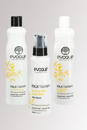 Sülfatsız Şampuan 400ml + Saç Kremi 400ml + Saç Serumu tech20215007