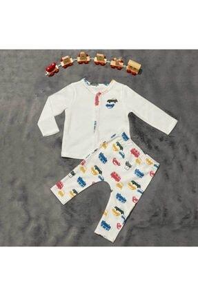 PİEROSBABY Pieros Baby 0043 Erkek Bebek 2'li Takım 0