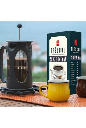 TRESCOL Kenya French Press Için Öğütülmüş Kahve 250 Gr 3