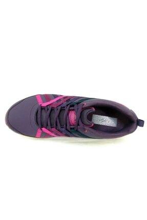 Lescon Kadın   Spor Ayakkabı L4129 Mürdüm Helium Lifestyle 3