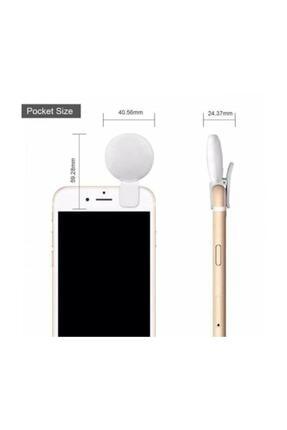 AldımGeldi Selfie Işığı Light Ring 36lı Led Flaş Işık Taşınabilir 360derece 1