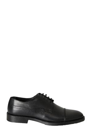 Altınyıldız Classics Erkek Siyah Klasik Deri Ayakkabı 1
