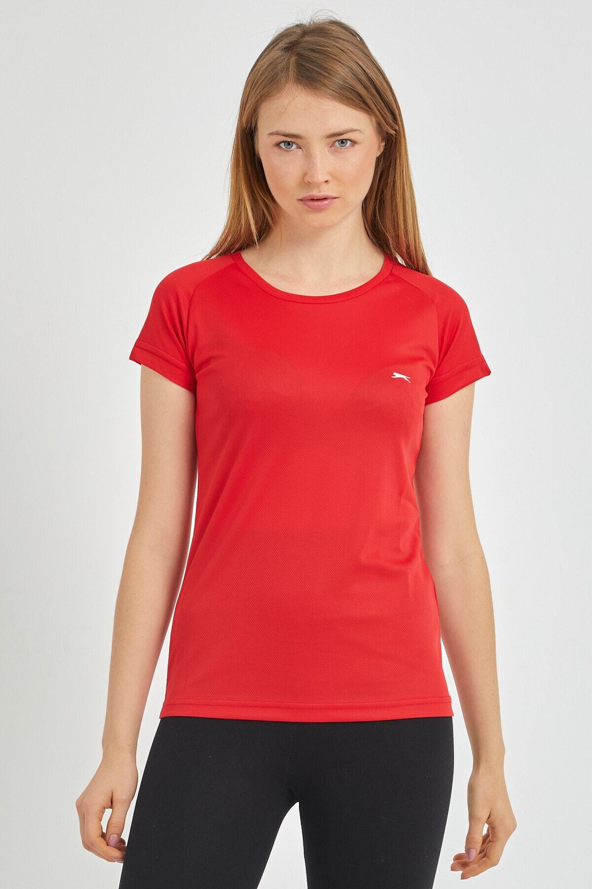 Relax Kadın T-shirt Kırmızı St11te050