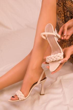Soho Exclusive Ten Kadın Klasik Topuklu Ayakkabı 15821 1