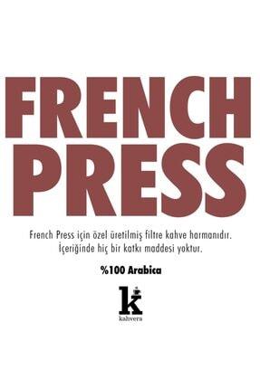 Coffee Advisor French Press Kahvesi - French Press Için Kahvera Filtre Kahve Harmanı / 250gr 2