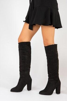 Fox Shoes Siyah Kadın Çizme G922920502 1