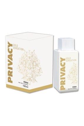 Privacy Gold Sensation  Edt 100 ml Kadın Parfüm  100114981 0