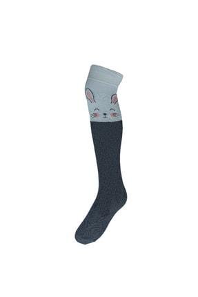 Adel Kutulu 3'lü Diz Üstü Çorap Seti-2 2