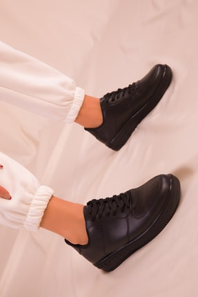 Soho Exclusive Siyah Kadın Sneaker 14361 2