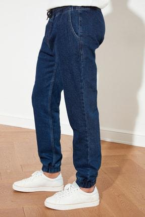 TRENDYOL MAN Lacivert Erkek Relax Fit Jogger Jeans TMNSS21JE0119 3