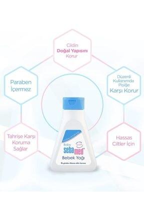 Sebamed Yenidoğan Banyo Seti 4