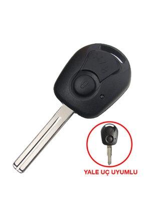 Ssangyong Actyon Kyron Rexton 2 Butonlu Anahtar Kabı Kumanda Kabı 0