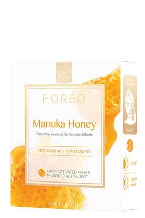 Foreo Ufo™ Manuka Honey Canlandırıcı 6'lı Aktif Maske 0