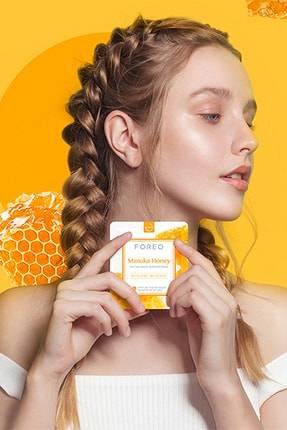 Foreo Ufo™ Manuka Honey Canlandırıcı 6'lı Aktif Maske 3