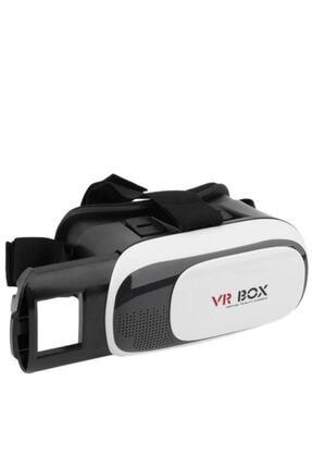 Vr Box Sanal Gerçeklik Gözlüğü 3.0 3d 0
