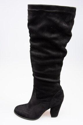 Fox Shoes Siyah Kadın Çizme G572443602 3