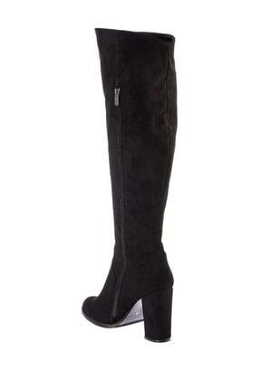 Fox Shoes Siyah Kadın Çizme A654018002 4