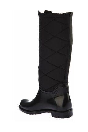 Fox Shoes Siyah Kadın Çizme E476051504 3