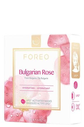 Foreo Ufo™ Bulgarian Rose Nemlendirici 6'lı Aktif Maske 0