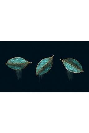 Went 3 Yaprak Desenli Cam Servis Sunum - Kesme Tahtası 30x40 cm 2