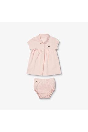 Çocuk Baskılı Kısa Kollu Açık Pembe Pijama resmi