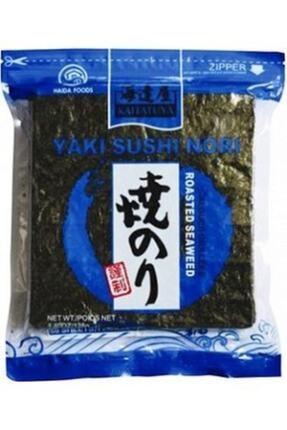 Kaitatuya Organik Sushi Kurutulmuş Deniz Yosunu 10 Adet 0