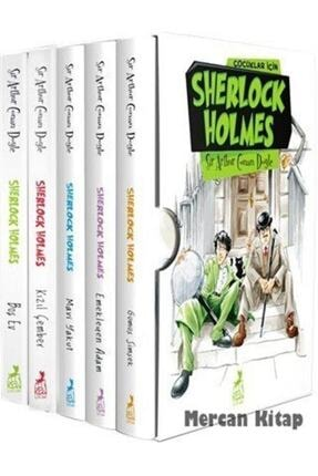 Ren Kitap Çocuklar Için Sherlock Holmes Seti 0