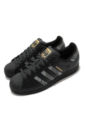 adidas Unisex Siyah Superstar Sneaker 0