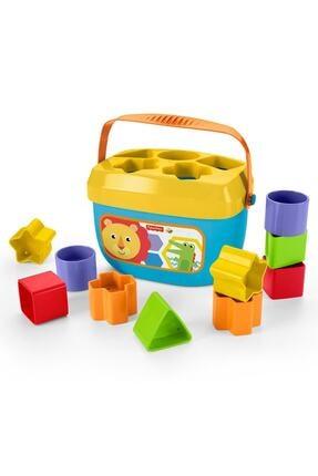 """Fisher Price Renkli Halkalar® & """"renkli Bloklar® Eğitici Ve Eğlenceli Oyuncak Seti 1"""
