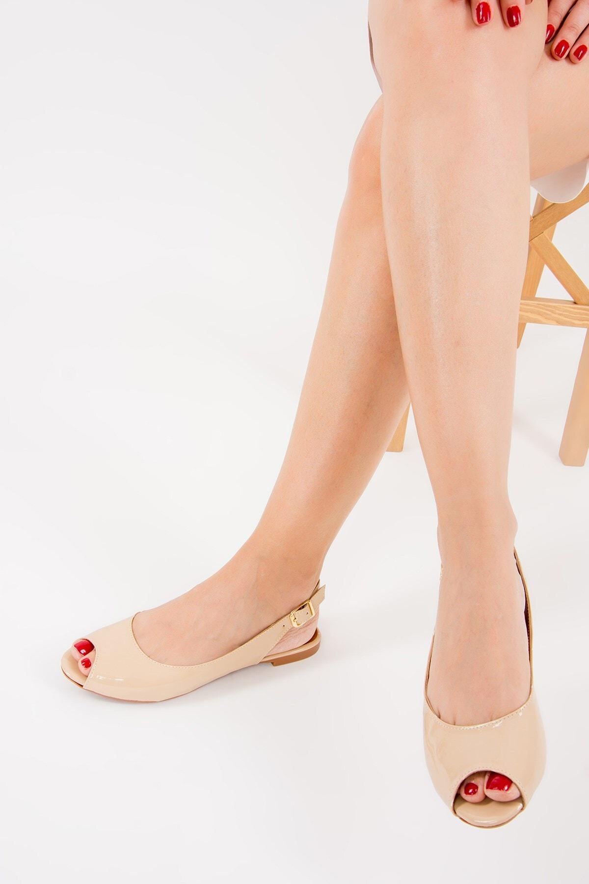 Ten Kadın Sandalet B726104508