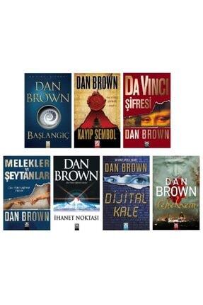 Altın Kitaplar Dan Brown Seti 7 Kitap 0