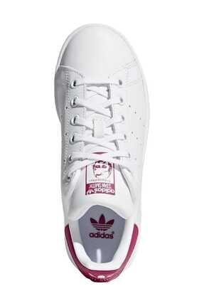 adidas Çocuk Beyaz Stan Smith Spor Ayakkabı B32703 3