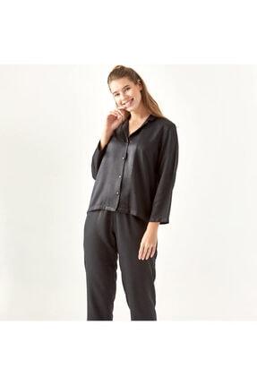Bella Maison Spark Siyah Pijama Üstü 1