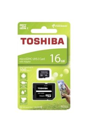 Toshiba 16gb Micro Sdhc Uhs-1 C10 Thn-m203k0160ea 0