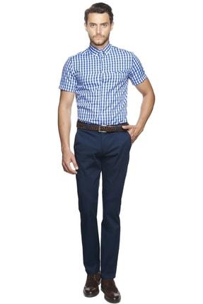 Altınyıldız Classics Tailored Slim Fit Kısa Kollu Gömlek 1