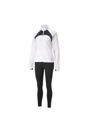 58596402 Active Yogini Woven Suit Kadın Eşofman Takım resmi