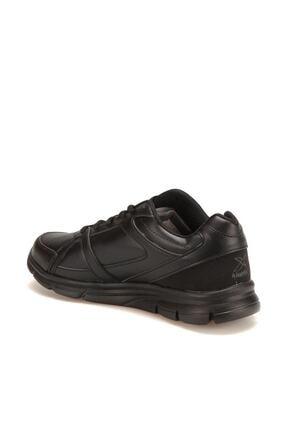 Kinetix Siyah Erkek Yürüyüş Ayakkabısı 100426532 Kalen Pu 2