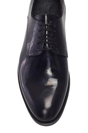 Altınyıldız Classics Erkek Lacivert Klasik Rugan Ayakkabı 3