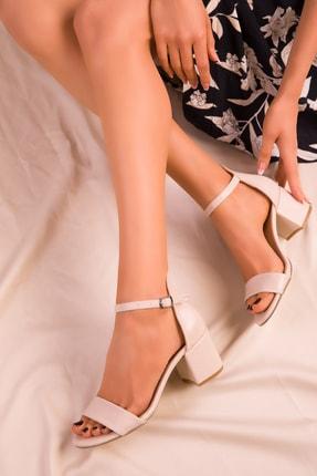 Soho Exclusive Ten Kadın Klasik Topuklu Ayakkabı 14529 2