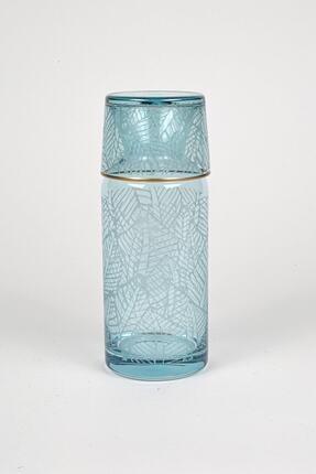 Rakle Exotic Bardaklı Mavi Sürahi 700 Cc 1