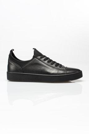 Alba Siyah Hakiki Deri Erkek Ayakkabı 0
