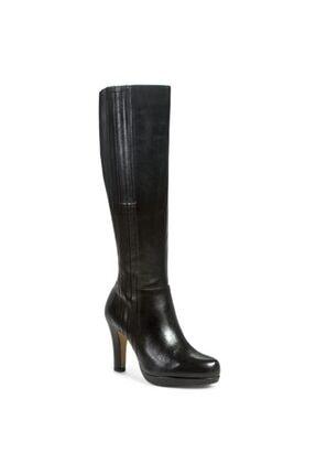 CLARKS Kadın Çizme Deri Şık Rahat Çok Yönlü Siyah Kendira Candy Çizme 1