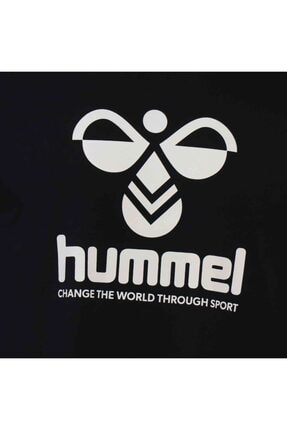 HUMMEL HMLCENTIL T-SHIRT S/S Siyah Erkek T-Shirt 101086297 3
