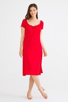 تصویر از پیراهن سایز بزرگ زنانه کد 124L7312000