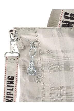 Kipling Kadın Gümüş Omuz Çantası Kı5426 3