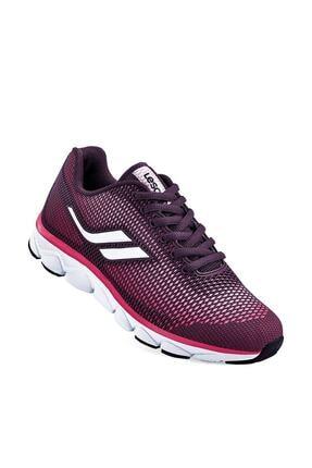 Lescon Kadın Pembe Stream Sneaker L-4613 0