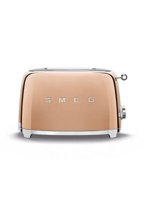 Smeg Rose Gold 2 Dilimli Ekmek Kızartma 50's Style 0