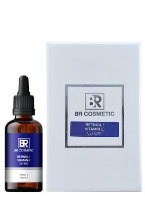 BR Bio Cosmetics Retinol + E Vitamin Serum 0