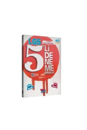 Açı Yayınları Lgs 8.sınıf 1.dönem Konuları 5 Li Deneme Sınavı 0